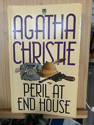 £2.99 • Buy Peril At End House By Agatha Christie - Fontana