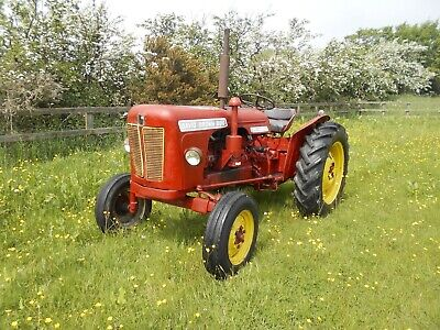 £2650 • Buy David Brown 880 Classic Tractor. Good Working Vintage DB  Implematic Tractor