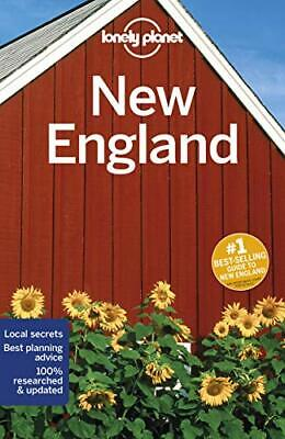 £9.69 • Buy Lonely Planet New England (Travel Guide)-Lonely Planet, Benedict Walker, Amy