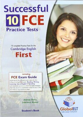£72.63 • Buy Successful FCE - Student's Book: 10 Practice Tests-Andrew Betsis, Lawrence Mama
