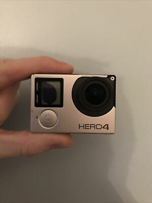 $ CDN120.08 • Buy Gopro Hero 4 Status Screen Faulty Scratched Unit Only No Battery See Pictures