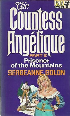 £11 • Buy GOLON, Sergeanne Countess Angelique Prisoner Of The Mountains Volume Two (Pan