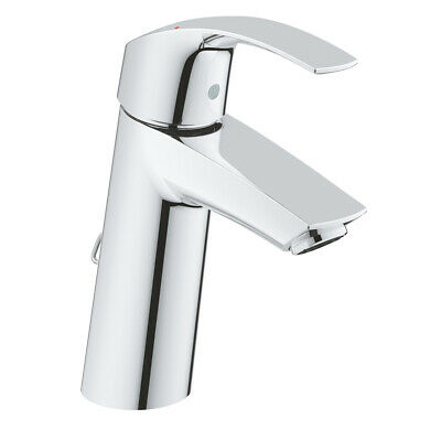 £70 • Buy Grohe Eurosmart Basin Mixer Tap 1/2  M-Size With Retractable Chain 23323001