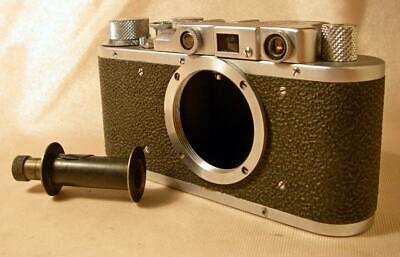 $39.99 • Buy FED-1 Camera BODY With M39 LTM Lens Mount USSR Leica-IId Copy AS-IS CONDITION
