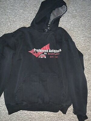 £15 • Buy Vintage Champion Hoodie Auto Glass Size Large