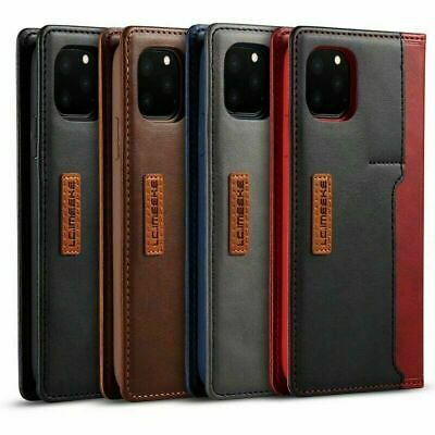 £6.59 • Buy Case For IPhone 13 8 712 11 Plus XR XS MAX ShockProof Leather Wallet Phone Cover
