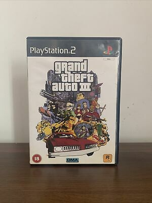 £3.99 • Buy Grand Theft Auto 3 Playstation 2