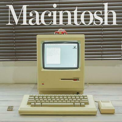 $4352.31 • Buy Super Rare Museum-class The First Macintosh M0001 One That Changed History F/S