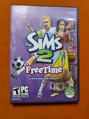 £12.03 • Buy The Sims 2: FreeTime Expansion Pack (PC CD-ROM, 2008)