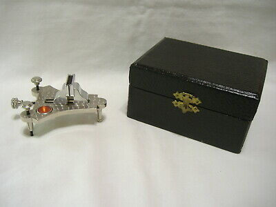 $ CDN21.64 • Buy Vintage H&H Red Jewel Jaws Poising Tool Watchmaker Tool Watchmaking W/Box