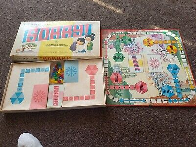 £8 • Buy Sorry Vintage Board Game Card Family Waddingtons 1963 1960s Original Counters