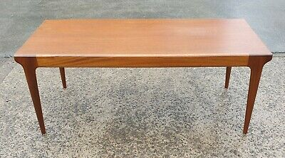 £110 • Buy Vintage Younger Teak Coffee Table     Repolished     Delivery Available