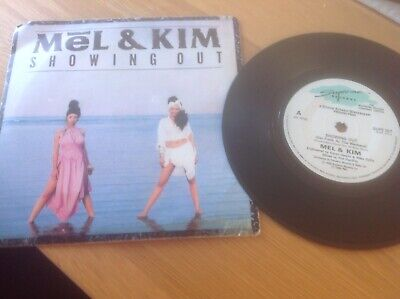 £0.99 • Buy Mel & Kim ( Showing Out ) 1986 Vinyl 45 Rpm P/sleeve Record