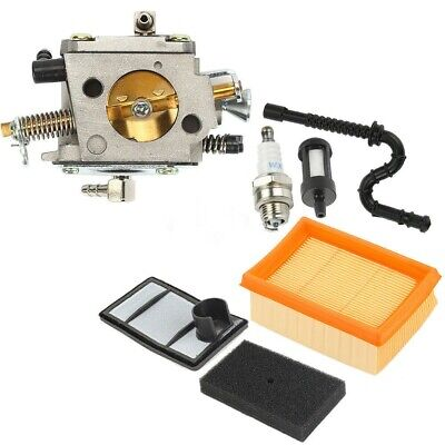 £5.87 • Buy Carburettor Air Filter Kit For STIHL TS400 Concrete Cut-Off Saw 4223 120 0600