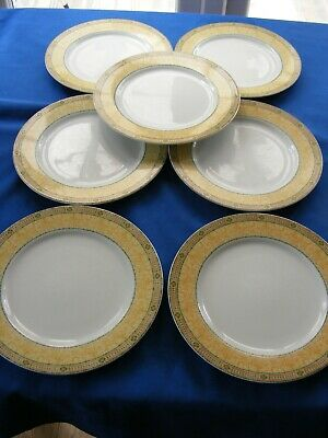 £29 • Buy Wedgwood Home  Florence  7 X 10 1/2  Dinner Plates - Good Cond!