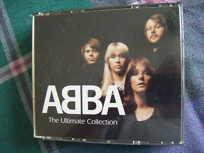 £14.99 • Buy Abba - The Ultimate Collection [READERS DIGEST] - 4 Cd Set With BOOKLET - VG