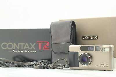 $ CDN1153.81 • Buy [Exc+5 In Box] Contax T2 35mm Point & Shoot Film Camera From Japan