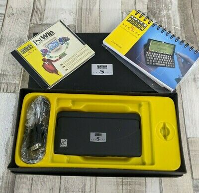 £12.99 • Buy Psion Series 5 Handheld Computer 8MB With PC Docking