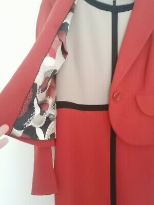£3.99 • Buy Stunning M & S Dress And Jacket Size 12