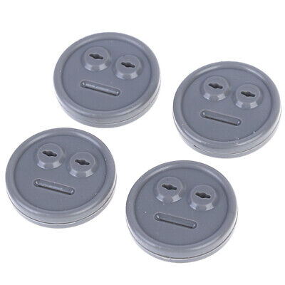 $ CDN6.61 • Buy 4 Pack Thermometer And Probe Grommet For Grills Compatible With Weber Smokey YJ