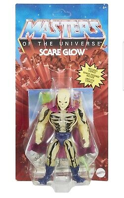 $32.88 • Buy Masters Of The Universe Origins Scare Glow Figure In Hand  Rare Unpunched