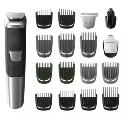 AU39.93 • Buy Philips Norelco Multigroom All-in-One Trimmer Series 5000, New/Damage Box