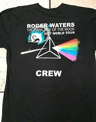 £39.56 • Buy Roger Waters 2007 Dsotm Crew Shirt Large New! Pink Floyd