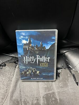 $ CDN23.14 • Buy Harry Potter: The Complete 8-Film Collection (DVD, 2011, 8-Disc Set)