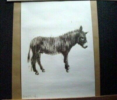 £59.99 • Buy Charming Baker Signed Ltd Edition Print Graphite Unicorn Banksy D*face Obey