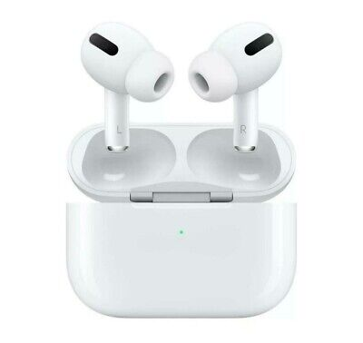 AU90.99 • Buy Apple Airpods Pro Wireless Bluetooth Earphones With Charging Case White AU