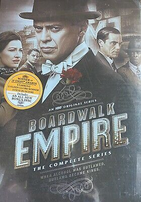 £35 • Buy Boardwalk Empire The Complete Series Uk Compatible Free Delivery