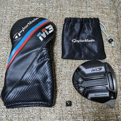 $ CDN194.32 • Buy TaylorMade M3 460 Driver 9.5 ° Head Only Golf Clubs & Equipment Japan Jp Used