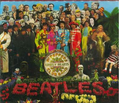 £5.14 • Buy THE BEATLES  Sgt. Pepper's Lonely Hearts Club Band  CD-Album (Slipcase)