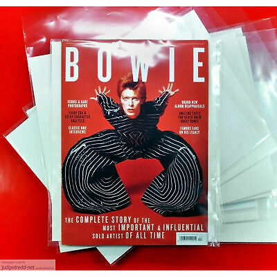 £15.98 • Buy Book Magazine & Comic Bags  Sleeves And Boards For Inside Postal Mailers * 25 .