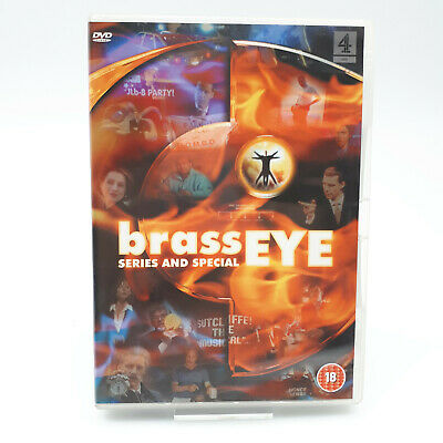 £4.99 • Buy Brass Eye DVD Series And Special Channel 4 Cert 18 Chris Morris VGC