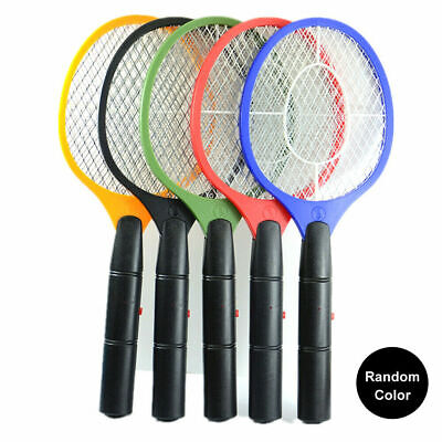 £5.30 • Buy Electric Fly Insect Racket Zapper Killer Swatter Bug Mosquito Wasp Electronic