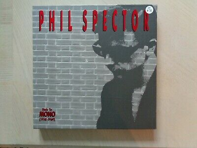 £36.37 • Buy Phil Spector – Back To Mono (1958-1969) - US 4CD Box + Booklet + Pin (140)