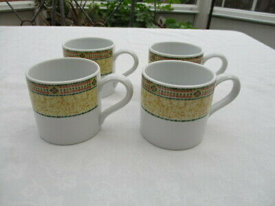 £14.99 • Buy Wedgwood Home Florence 4 Mugs Very Good Condition
