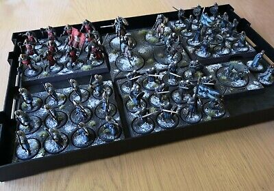 £10 • Buy House Stark Army - A Song Of Ice And Fire Miniatures Game Fully Painted