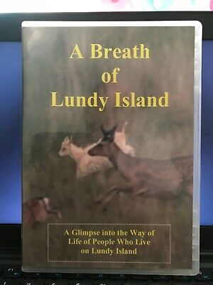 £8.99 • Buy A Breath Of Lundy Island DVD - 68 Minute Film By Footprints Video 2005