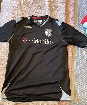 £14 • Buy West Bromwich Albion Third Shirt 2007-2008