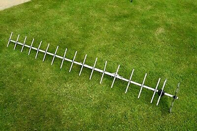 £9.99 • Buy TV Aerial Approx 72  Has  ' U' Fixing To Fit Aerial To Pole & Short Pole Fix