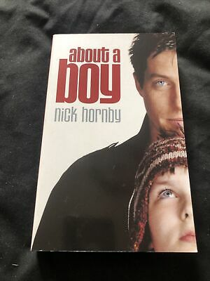 £0.99 • Buy About A Boy By Hornby, Nick Paperback Book Cheap Fast Post
