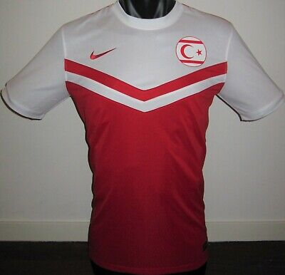 £24.99 • Buy Northern Cyprus National Team Nike 2017/18 Home Football Shirt Jersey Soccer L