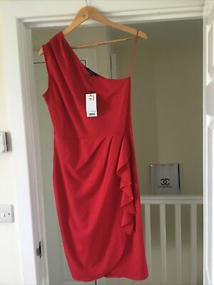 £3.99 • Buy Lipsy Dress Size 12 New With Tags