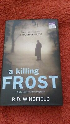 £0.30 • Buy A Killing Frost By R. D. Wingfield (Hardcover, 2008)