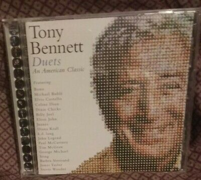 £7.99 • Buy Duets: An American Classic By Tony Bennett (CD, 2006)