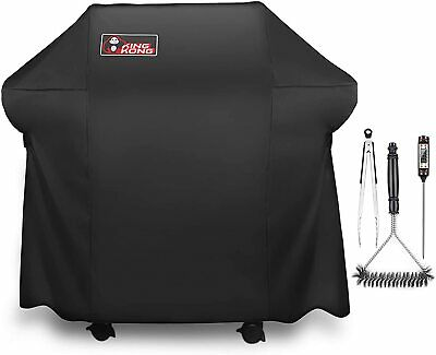 $ CDN50.38 • Buy Kingkong 7106 Cover For Weber Spirit 200 And 300 Series Gas Including Grill Brus