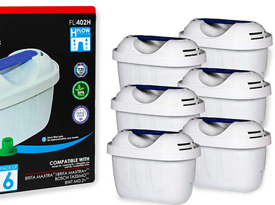 £16.56 • Buy Britta Water Filter Jug Filters Cartridges Replacement Pack Of 6  Limited Offer