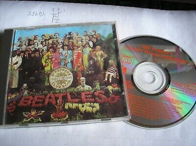 £3.99 • Buy The Beatles  --   Sgt Peppers Lonely Hearts Club Band    --   Cd